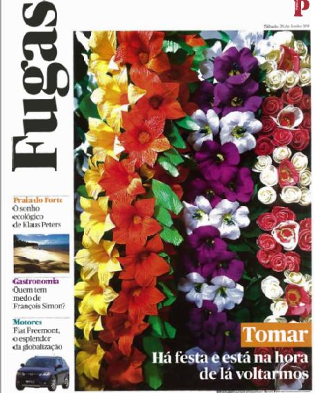 Fugas - suplemento jornal Público